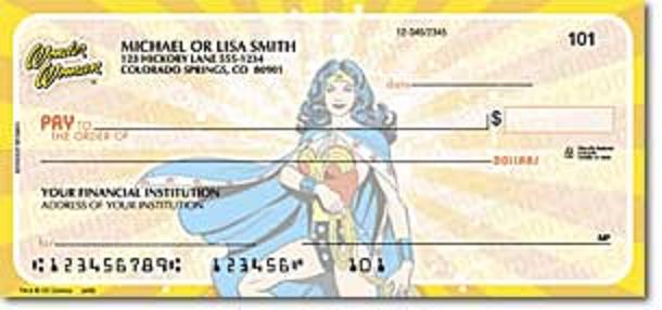 Wonder Woman Check 3