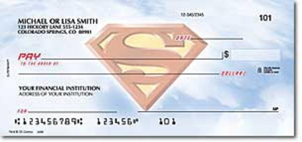 superman check 1