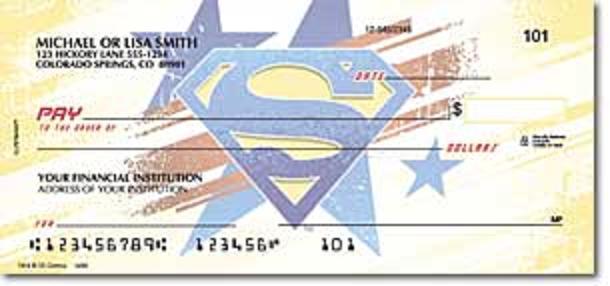 superman check 2