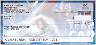 Captain America Civil War Checks