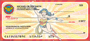 Wonder Woman Checks